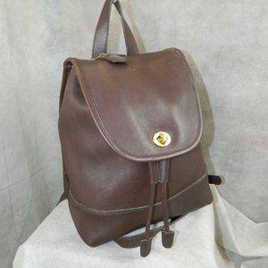COACH Vintage  Large 'Daypack Backpack' #9791